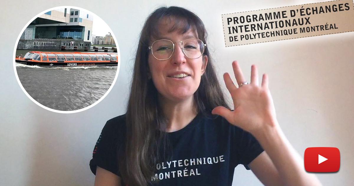 Introduction au Programme d'échanges internationaux de Polytechnique Montréal